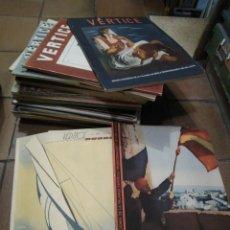 Coleccionismo de Revistas y Periódicos: 37 NÚMEROS VÉRTICE REVISTA DE LA FALANGE ESPAÑOLA. JONS. Lote 209359380