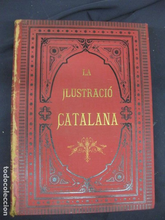 Coleccionismo de Revistas y Periódicos: LA ILUSTRACIO CATALANA. VOL I, II y III. (1880,1881,1882) PRIMERA EPOCA. - Foto 2 - 209579847