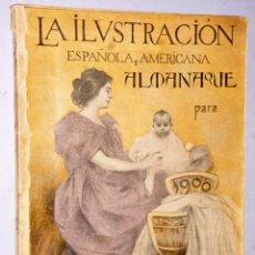 Coleccionismo de Revistas y Periódicos: ALMANAQUE-ÁLBUM DE LA ILUSTRACIÓN PARA EL AÑO 1900. Lote 209604151