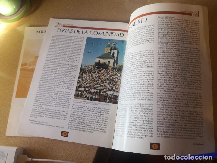 Coleccionismo de Revistas y Periódicos: 2 revistas coleccionismo, federación nacional taurina y otra - Foto 6 - 209641208