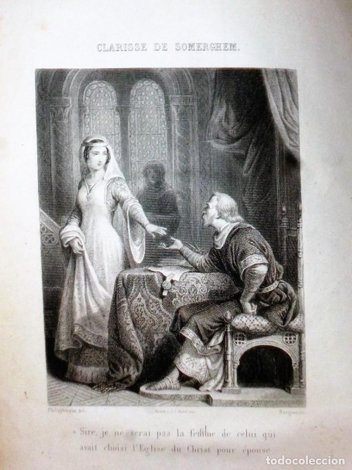 Coleccionismo de Revistas y Periódicos: JOURNAL DES DEMOISELLES. 20 ANNÉE. 1852 - Foto 3 - 209983728