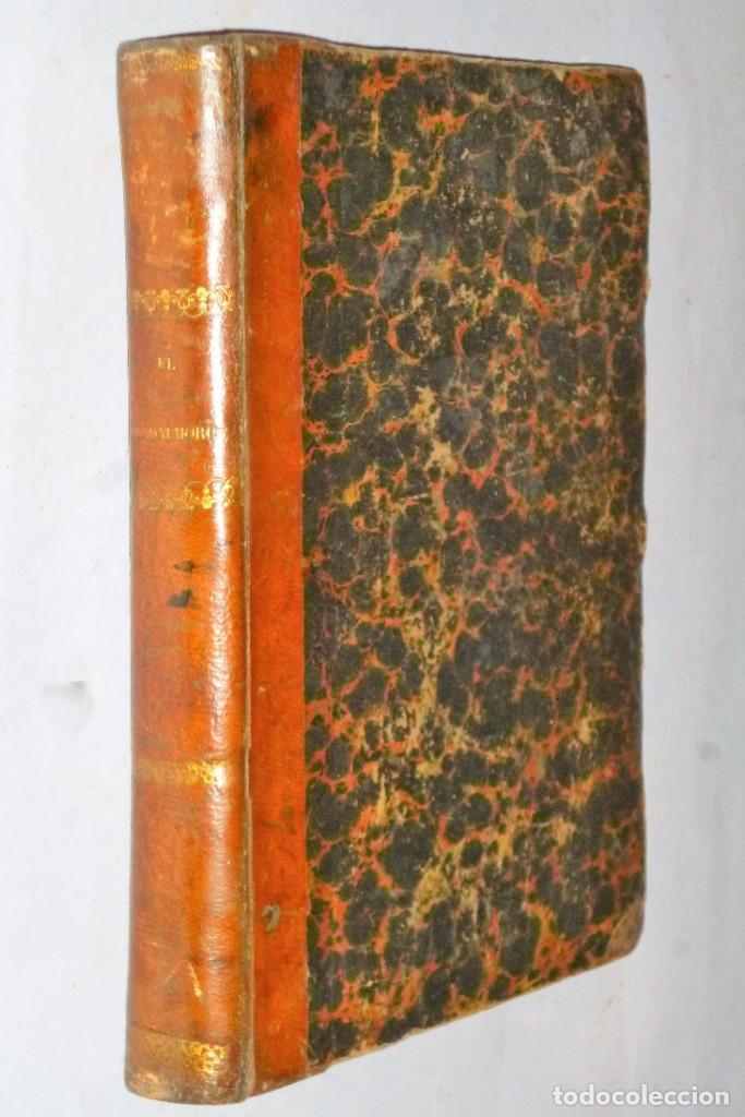 EL GUADALHORCE. PERIÓDICO SEMANAL DE CIENCIAS, LITERATURA Y BELLAS ARTES..AÑO DE 1840. TOMO 1-º (Coleccionismo - Revistas y Periódicos Antiguos (hasta 1.939))