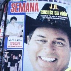 Coleccionismo de Revistas y Periódicos: DALLAS PALOMA SAN BASILIO ANA OBREGON CAMILO SESTO PEDRO MARIN SERGIO FACHELI SARA MONTIEL JURADO. Lote 210109790