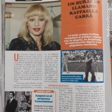 Coleccionismo de Revistas y Periódicos: RAFAELLA RAFAELA CARRA RAFFAELLA RAFFAELA. Lote 210127162