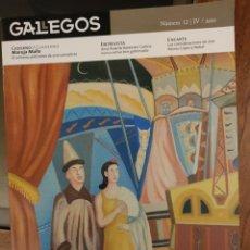 Coleccionismo de Revistas y Periódicos: GALLEGOS 2010. Lote 210156008