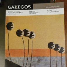 Coleccionismo de Revistas y Periódicos: GALLEGOS 2011. Lote 210156191