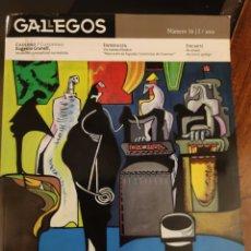 Coleccionismo de Revistas y Periódicos: GALLEGOS 2012. Lote 210156257