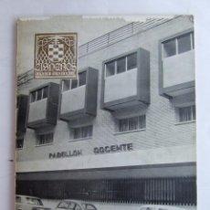 Colecionismo de Revistas e Jornais: CISNEROS CRONICA PROVINCIAL Nº 45 1958 ALCALA DE HENARES BARBARROJA LUIS AZCARATE. Lote 210197920