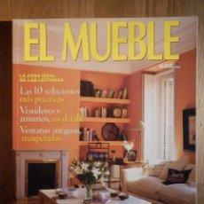 Coleccionismo de Revistas y Periódicos: REVISTA DE DECORACIÓN - EL MUEBLE - Nº 425 - ESPECIAL VESTIDORES. Lote 210353390