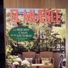 Coleccionismo de Revistas y Periódicos: REVISTA DE DECORACIÓN - EL MUEBLE - Nº 409 - ESPECIAL APARTAMENTOS DE PLAYA. Lote 210353403