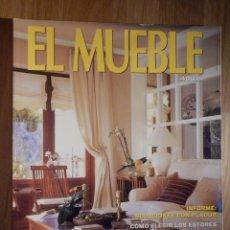 Coleccionismo de Revistas y Periódicos: REVISTA DE DECORACIÓN - EL MUEBLE - Nº 429 - ESPECIAL DORMITORIOS. Lote 210353447