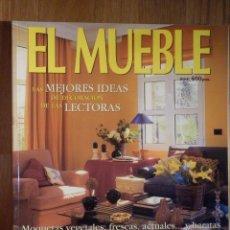 Coleccionismo de Revistas y Periódicos: REVISTA DE DECORACIÓN - EL MUEBLE - Nº 407 - ESPECIAL DORMITORIOS. Lote 210353458