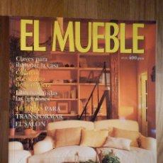 Coleccionismo de Revistas y Periódicos: REVISTA DE DECORACIÓN - EL MUEBLE - Nº 423 - ESPECIAL ILUMINACIÓN. Lote 210353490
