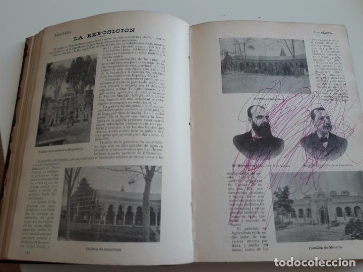 Coleccionismo de Revistas y Periódicos: Revista miscelánea completo año I -59 revistas - Foto 8 - 210396903