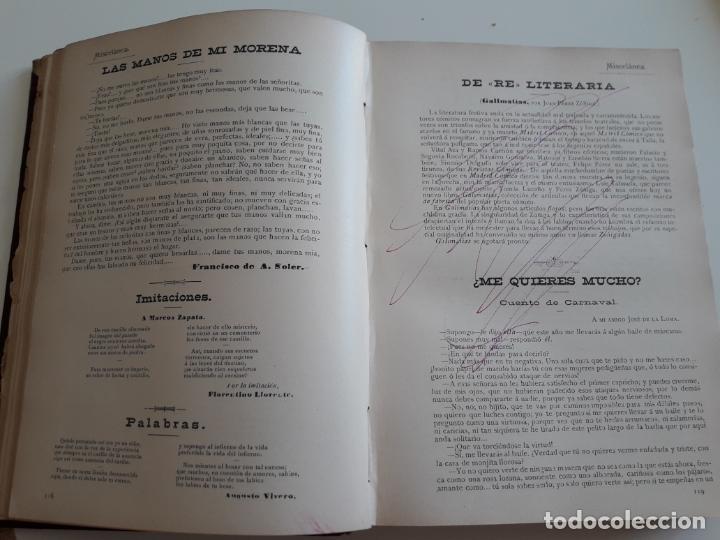 Coleccionismo de Revistas y Periódicos: Revista miscelánea completo año I -59 revistas - Foto 9 - 210396903