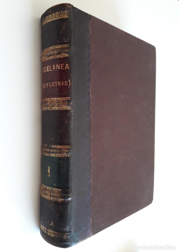 REVISTA MISCELÁNEA COMPLETO AÑO I -59 REVISTAS (Coleccionismo - Revistas y Periódicos Antiguos (hasta 1.939))