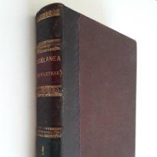 Coleccionismo de Revistas y Periódicos: REVISTA MISCELÁNEA COMPLETO AÑO I -59 REVISTAS. Lote 210396903