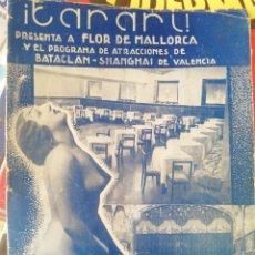 Coleccionismo de Revistas y Periódicos: TARARI, SUPLEMENTO. Lote 210549050
