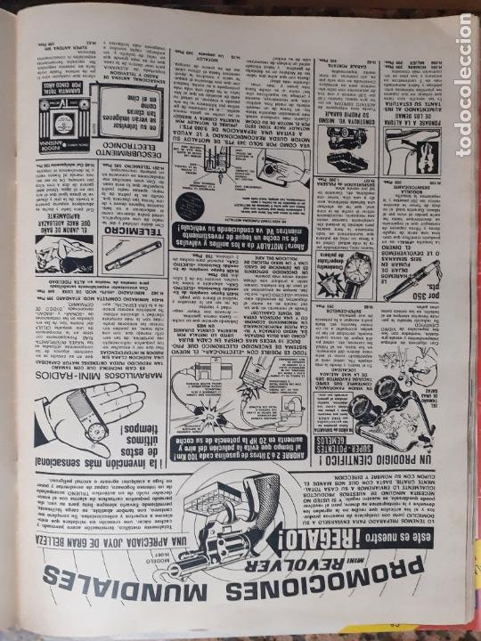 ANUNCIO MINI REVOLVER (Coleccionismo - Revistas y Periódicos Modernos (a partir de 1.940) - Otros)