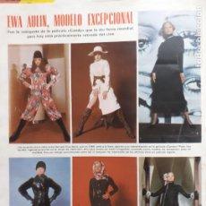Coleccionismo de Revistas y Periódicos: EWA AULIN. Lote 210662552