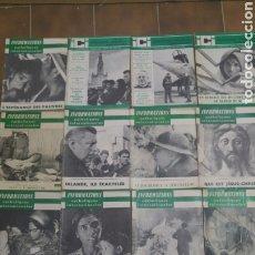 Coleccionismo de Revistas y Periódicos: LOTE DE 16 REVISTAS FRANCESAS AÑOS 60/70 INFORMATIONS CATHOLIQUES INTERNATIONALES. Lote 210664599