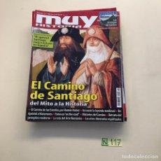 Coleccionismo de Revistas y Periódicos: MUY HISTORIA. Lote 210665965