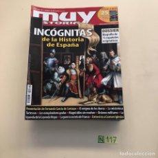Coleccionismo de Revistas y Periódicos: MUY HISTORIA. Lote 210667395