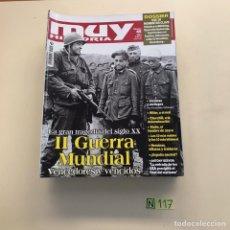 Coleccionismo de Revistas y Periódicos: MUY HISTORIA. Lote 210668229