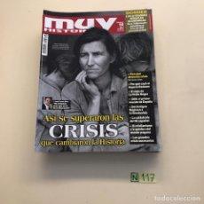 Coleccionismo de Revistas y Periódicos: MUY HISTORIA. Lote 210670117