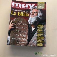 Coleccionismo de Revistas y Periódicos: MUY HISTORIA. Lote 210671481