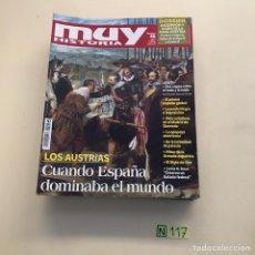 Coleccionismo de Revistas y Periódicos: MUY HISTORIA. Lote 210673556