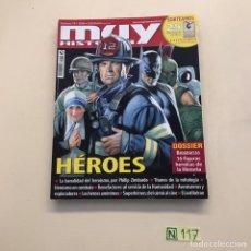 Coleccionismo de Revistas y Periódicos: MUY HISTORIA. Lote 210674486