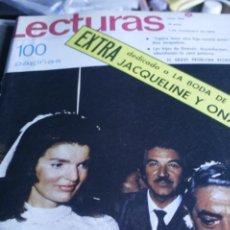 Coleccionismo de Revistas y Periódicos: SYLVIE VARTAN SARA MONTIEL BEATLES REVISTA 1968. Lote 210776437
