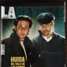 Coleccionismo de Revistas y Periódicos: LA REVISTA (EL MUNDO). Nº 150, AÑO 1998. HUÍDA DEL VALLE DE LOS CAÍDOS. ALEJANDRO SANZ. Lote 210785482