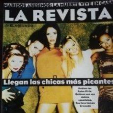 Coleccionismo de Revistas y Periódicos: LA REVISTA (EL MUNDO). Nº 103. SPICE GIRLS. EL CHE, SU HIJO, Y SU NIETO. ALMODÓVAR. Lote 210792196