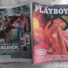 Coleccionismo de Revistas y Periódicos: PLAYBOY ENTERTAINMENT FOR MEN DECEMBER 1975, , POSTER NANCIE LI BRANDI, SEX STARS OF 1975, PEEP SHOW. Lote 210835721