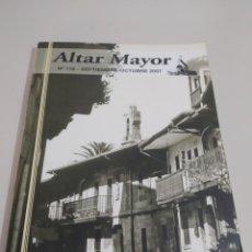 Coleccionismo de Revistas y Periódicos: REVISTA ALTAR MAYOR Nº 116 - OCTUBRE 2007 REF. UR EST. Lote 210938722