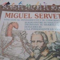 Coleccionismo de Revistas y Periódicos: ESTUDIOS REVISTA ECLECTICA REVISTA ANARQUISTA 1994 N 0 II EPOCA MARZO 1994. Lote 210941261