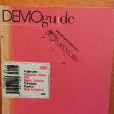 Coleccionismo de Revistas y Periódicos: DEMO GUIDE. DEMO FASHION. EDITOR C.A. PARIS. Lote 211408690