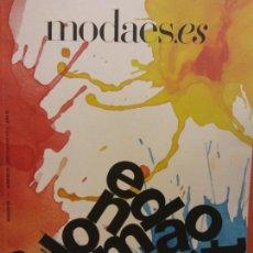 Coleccionismo de Revistas y Periódicos: MODAES.ES. LIDER EN INFORMACION ECONOMICA DEL NEGOCIO DE LA MODA. Nº 09. AÑO III, 2014. Lote 211409187
