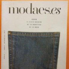 Coleccionismo de Revistas y Periódicos: MODAES.ES. LIDER EN INFORMACION ECONOMICA DEL NEGOCIO DE LA MODA. Nº 13. AÑO IV, 2015. Lote 211409276