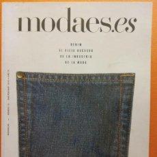 Coleccionismo de Revistas y Periódicos: MODAES.ES. LIDER EN INFORMACION ECONOMICA DEL NEGOCIO DE LA MODA. Nº 13. AÑO IV, 2015. Lote 211409319