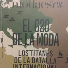Coleccionismo de Revistas y Periódicos: MODAES.ES. LIDER EN INFORMACION ECONOMICA DEL NEGOCIO DE LA MODA. Nº 11. AÑO III, 2014. Lote 211409391