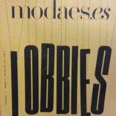 Coleccionismo de Revistas y Periódicos: MODAES.ES. LIDER EN INFORMACION ECONOMICA DEL NEGOCIO DE LA MODA. Nº 14. AÑO IV, 2015. Lote 211409647