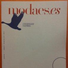 Coleccionismo de Revistas y Periódicos: MODAES.ES. LIDER EN INFORMACION ECONOMICA DEL NEGOCIO DE LA MODA. Nº 24. AÑO VI, 2017. Lote 211409956