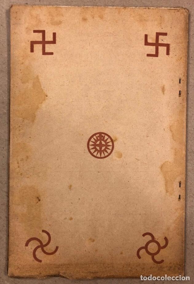 Coleccionismo de Revistas y Periódicos: GURE HERRIA (HIRUGARREN URTEA) N° 5 (1923). ANTIGUA REVISTA VASCA. - Foto 9 - 211439531