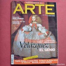 Coleccionismo de Revistas y Periódicos: DESCUBRIR EL ARTE - Nº 4 - VELAZQUEZ - ORIOL BOHIGAS. Lote 211527184