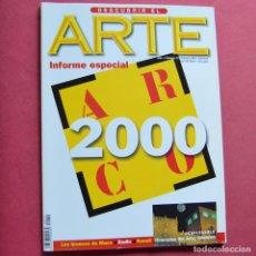 Coleccionismo de Revistas y Periódicos: DESCUBRIR EL ARTE - Nº 12 - INFORME ESPECIAL ARCO 2000. Lote 211527239