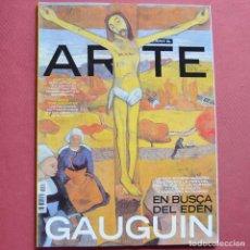 Coleccionismo de Revistas y Periódicos: DESCUBRIR EL ARTE - Nº 143 - GAUGIN - SIN LIBRO. Lote 211527339