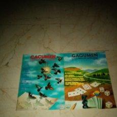 Colecionismo de Revistas e Jornais: REVISTA CACUMEN 3 Y 4 PERFECTOS. Lote 211617512